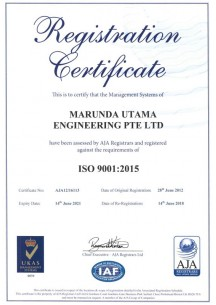 UKAS-ISO-9001-2015 Certification