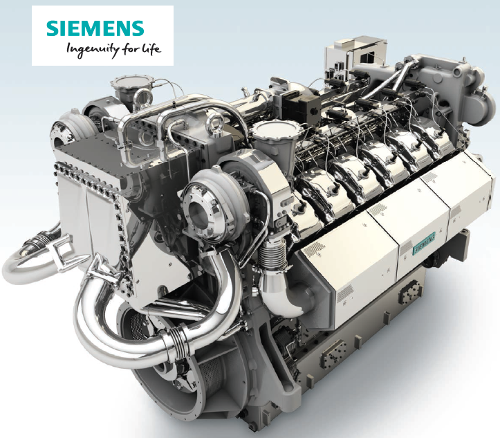 SGE-EM 2MW-Class Gas Engines