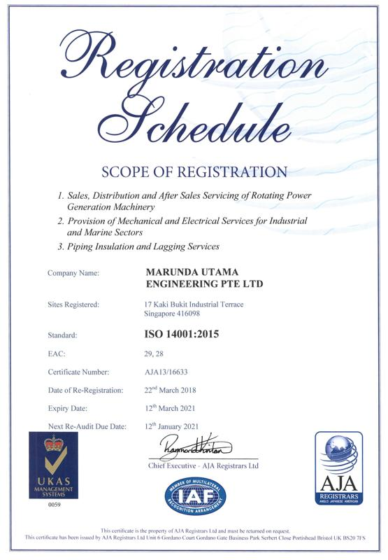 UKAS-ISO-14001-2015 pg2