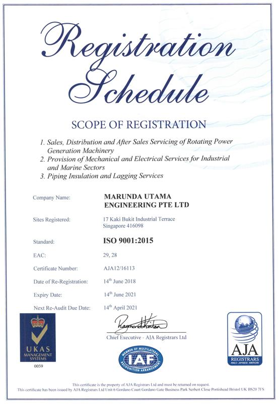 UKAS-ISO-9001-2015 pg2