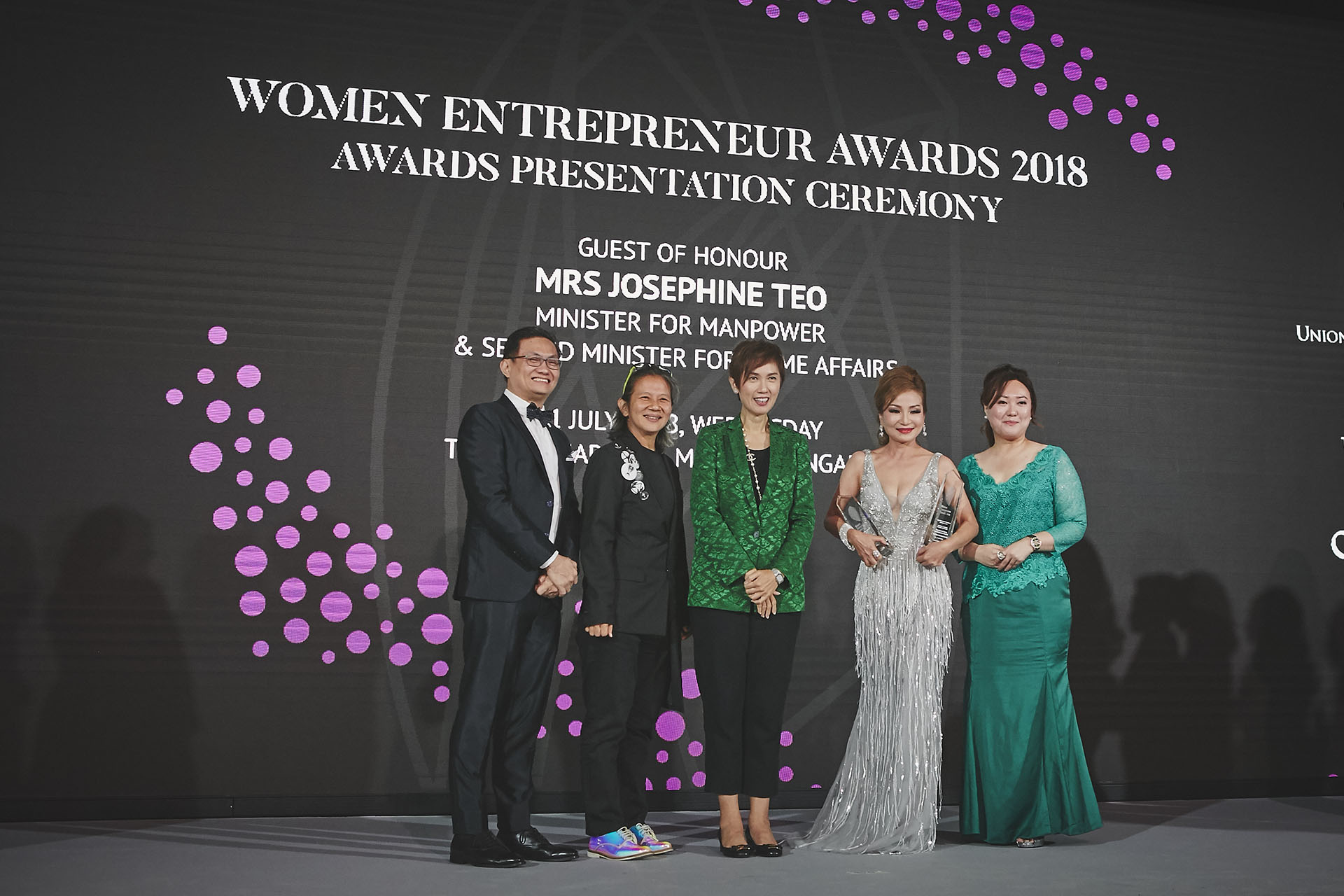 Women Enterpreneur Award 2018<br />