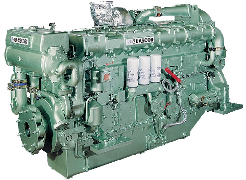 Propulsion and Auxiliary Engines