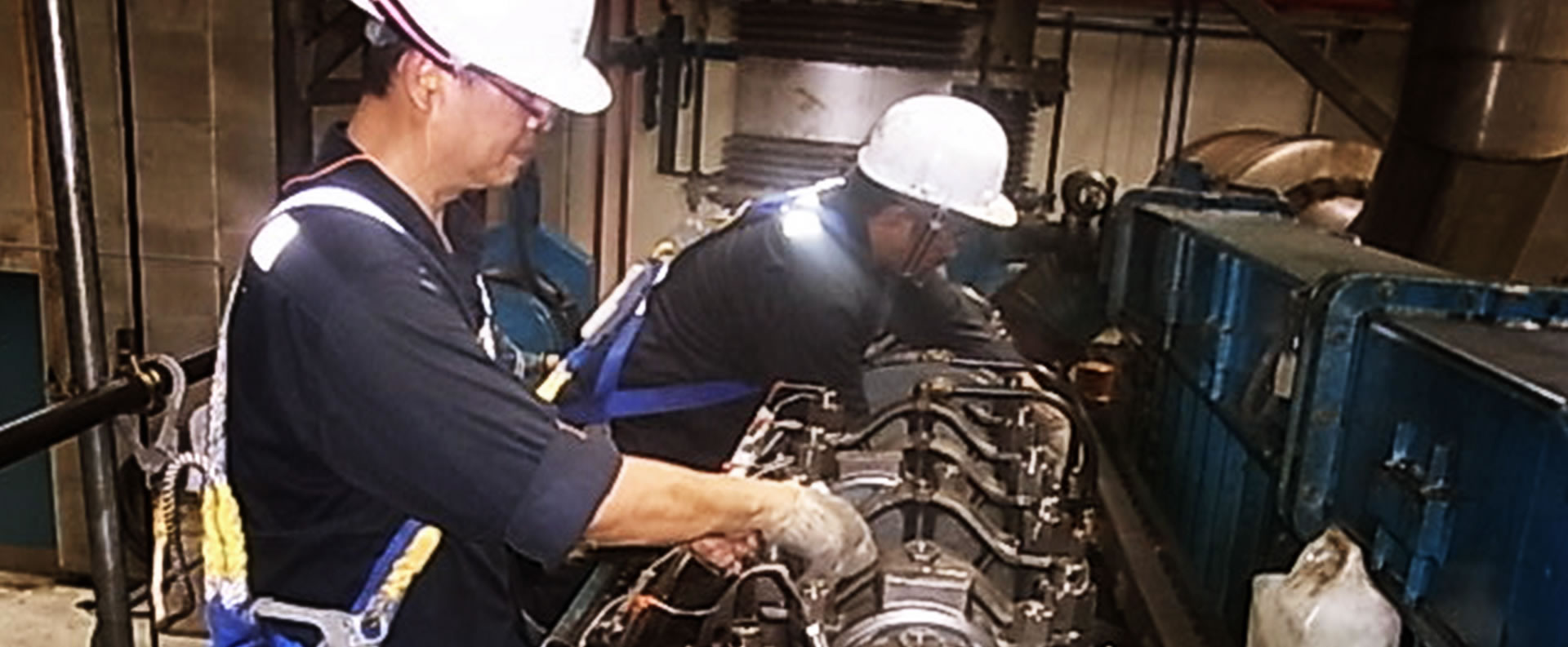 Troubleshoot/Repair and Overhaul Various Reciprocating and Rotary Equipments