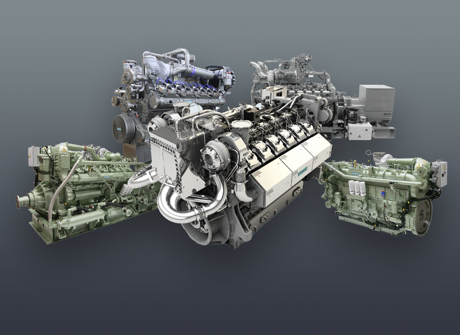 Siemens - ingenuity for life<br /> The right partner for an innovative and<br /> environmentally friendly solution