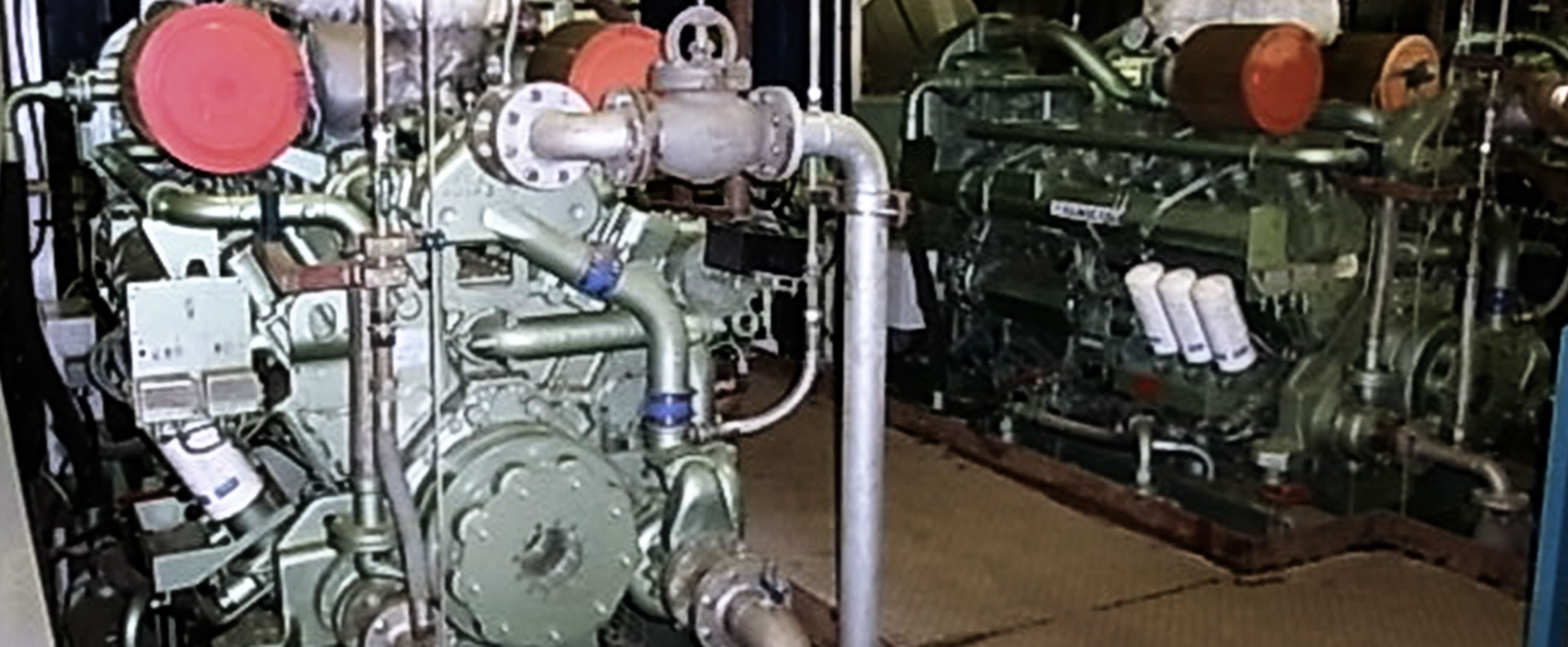 Supply, Installation and Commissioning of Marine and Industrial Generating Sets