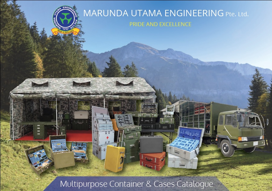 Cases and Trucks Catalog