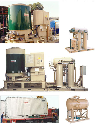 Packaged Boiler System